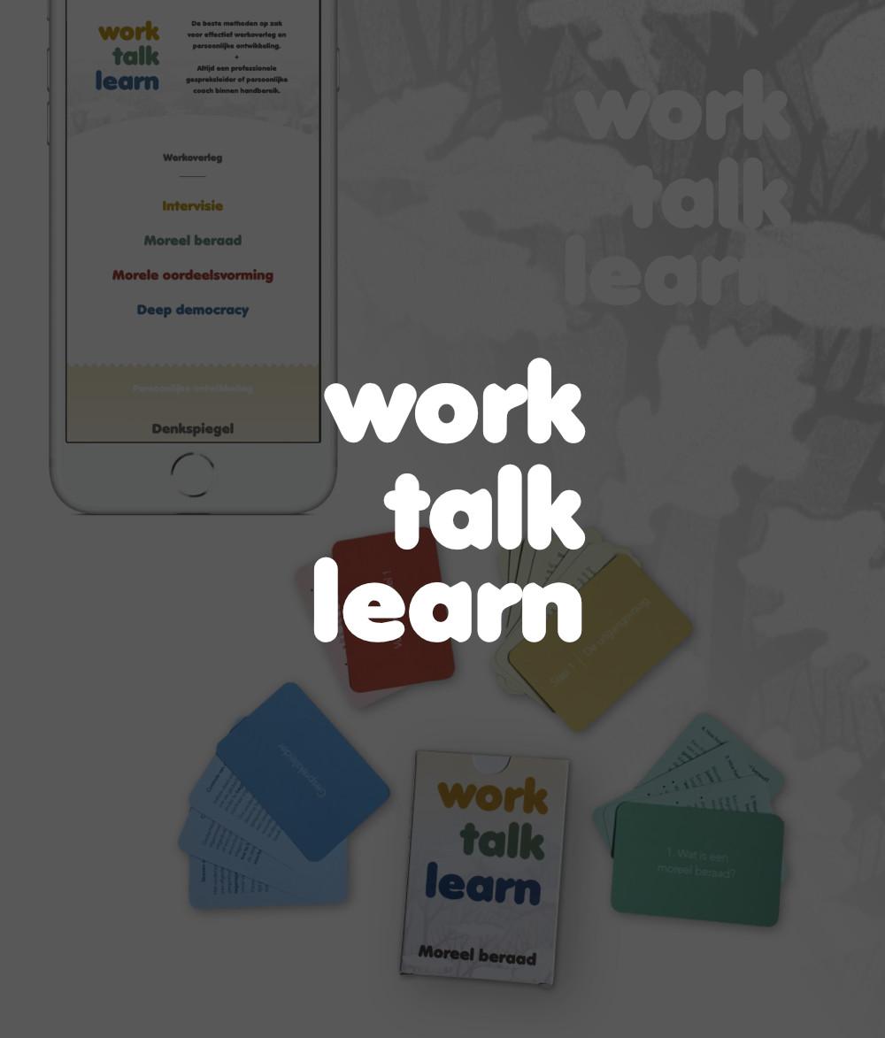 Work Talk Learn Kaartenset